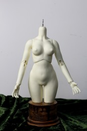 1/3 female body Stand [2-part torso](preorder)