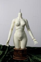 1/3 female body Stand [2-part torso](preorder)