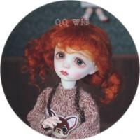 QQ-41 Cappuccino/Blonde/Carrot/Chestnut