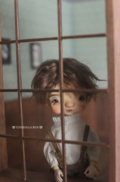 Meatball doll head [Pre-order] [Pandlla Box] BJD/OB24