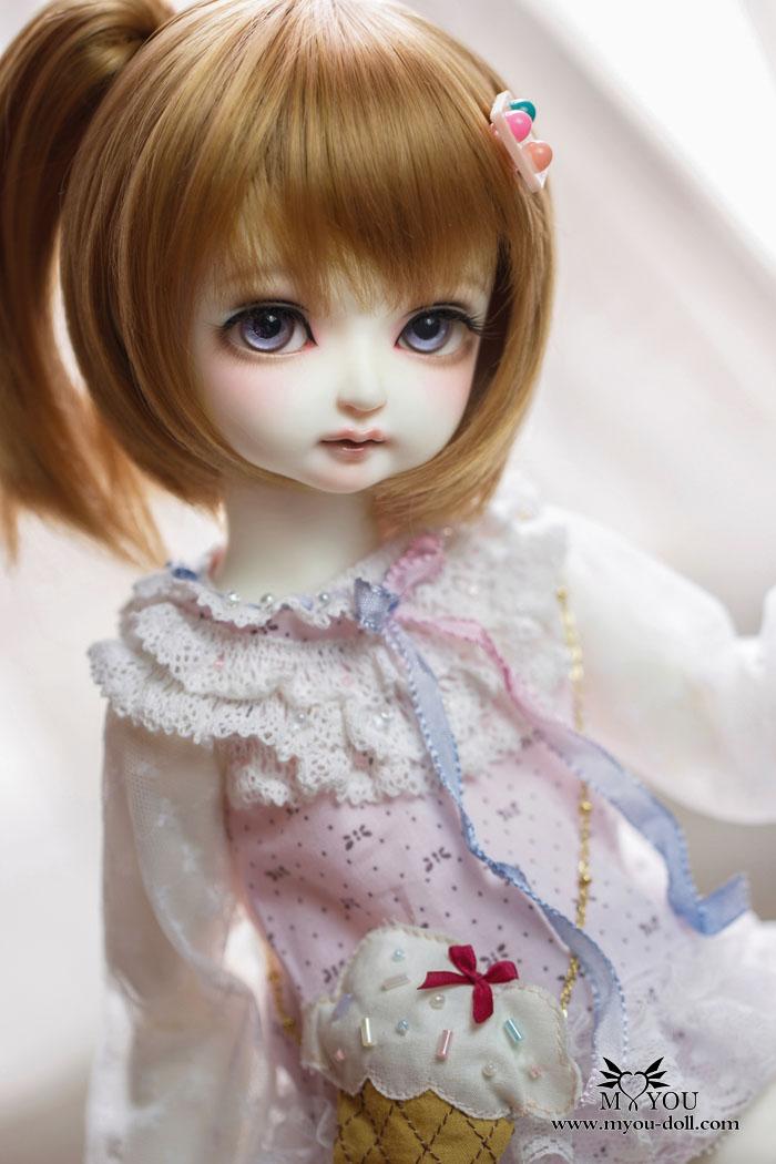 Nianer 【MYOU DOLL】big baby girl pre-order NOT IN STOCK