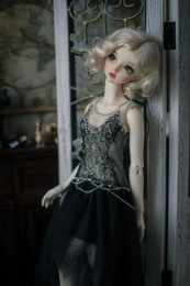 【瑜瑜酱】 *Little Wish* dress