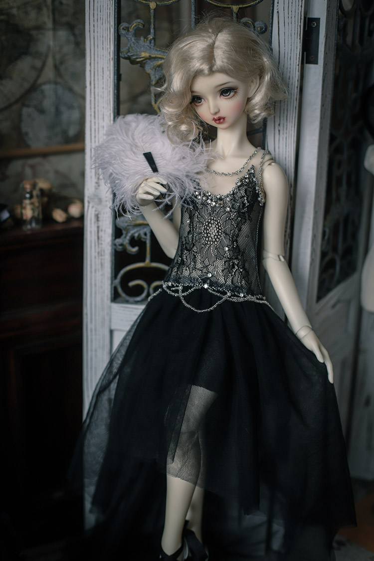 【瑜瑜酱】 *Little Wish* dress
