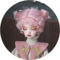 QQ-40 *Micky* Blonde/Pink