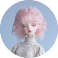 QQ-33 Cappuccino/Carrot/Blonde/Pink