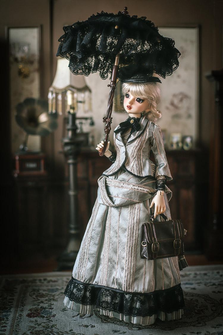 *1887* BJD/SD/MSD Doll Dress  【瑜瑜酱】