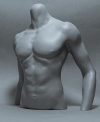 1/3 Male Body Stand-β【白零 White】
