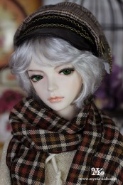 Mandel 【Mystic Kids】 1/3 male bjd doll