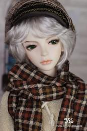Mandel 【Mystic Kids】 1/3 male bjd doll