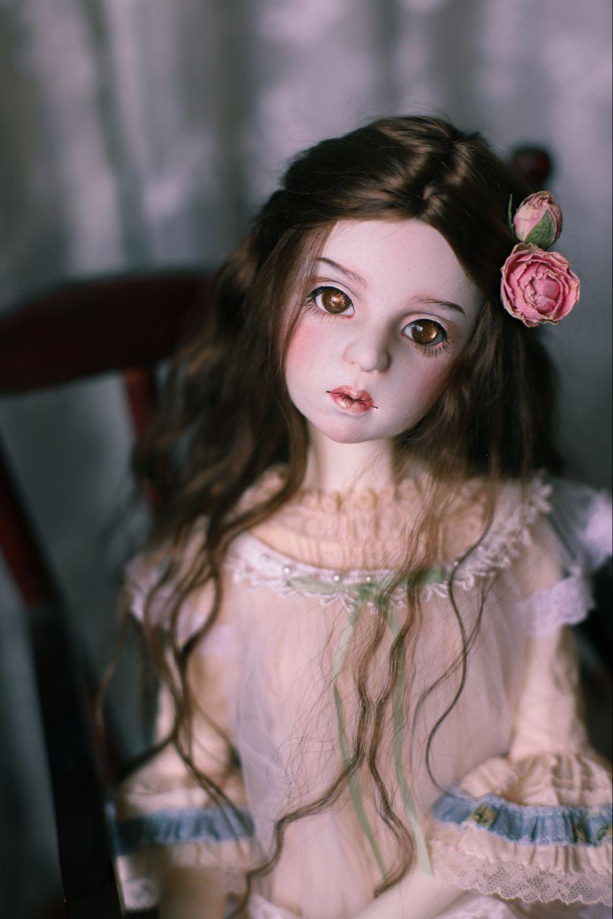 【Dlace】Self-Sculpt BJD 1/3 Head *Sapphira*  【Pre-order】