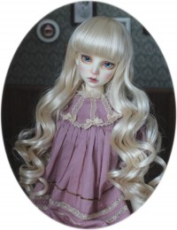 QQ-51  Elegant Long Curl Wave *Elizabeth*