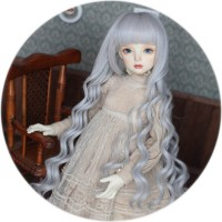 QQ-61 【Dolly Planet】 BJD Heat-resistance Wig
