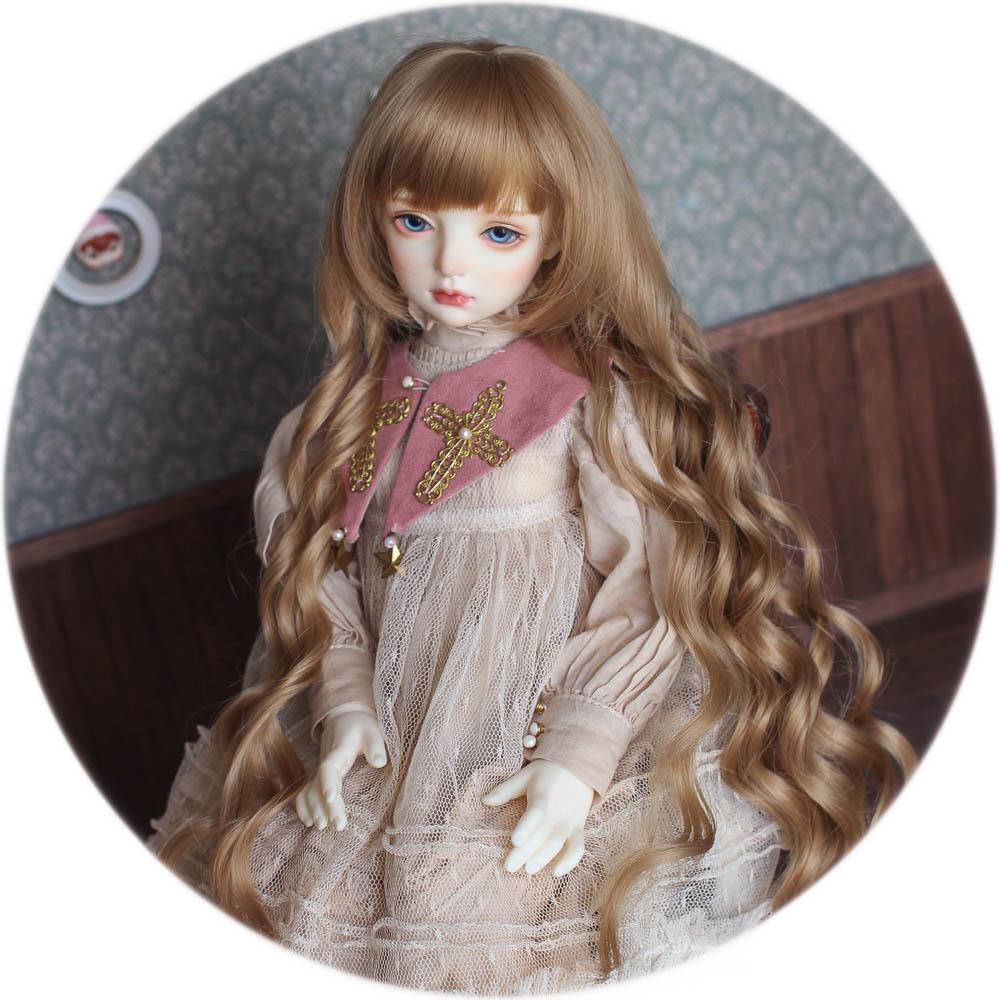 QQ-61 【Dolly Planet】 BJD Heat-resistance Wig