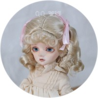QQ-70 *Sabrina*  synthetic mohair wig