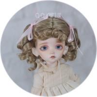 QQ-70 *Sabrina*  synthetic mohair wig