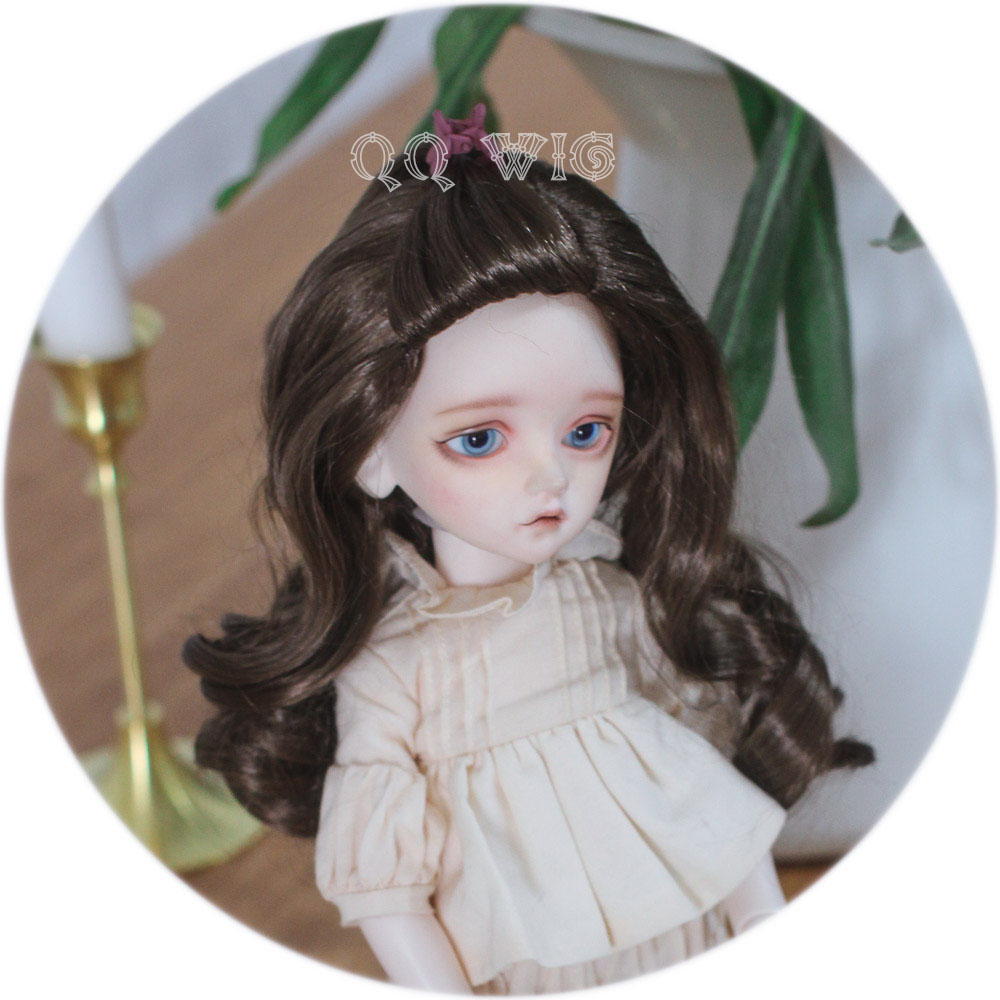 QQ-72*Morning*  synthetic mohair wig
