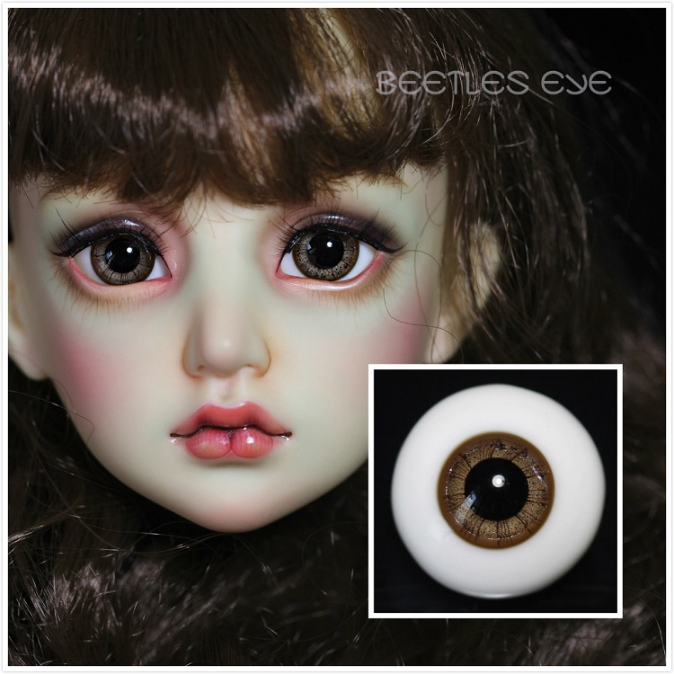 S-10 Wood Brown with Silver foil Iris