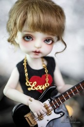 Tangtang【MYOU DOLL】1/8 BJD Girl pre-order NOT IN STOCK