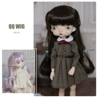 QQ-93 Synthetic Mohair Wig