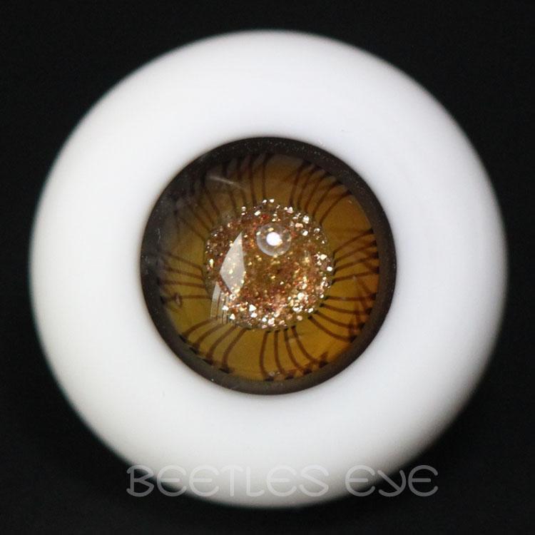 W-11  【Beetles】BJD glass eyes {Clearing final quantity}