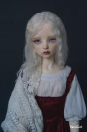 【Maskcat】57cm Line Evelyn