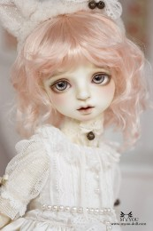 Marshmallow with makeup【Instock】
