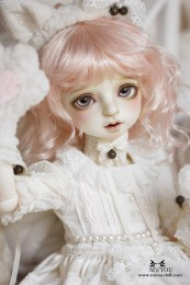 Marshmallow Normal skin with makeup【Instock】