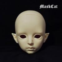 【Maskcat】1/3 Doll Nude Heads