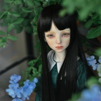 【Maskcat】57cm Line Yael