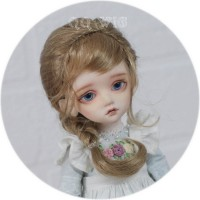 QQ-69 *Yilia*  synthetic Mohair Wig
