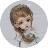 QQ-69 *Yilia*  synthetic Mohair Wig