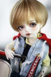 Taotao【MYOU DOLL】1/8 BJD Boy pre-order NOT IN STOCK