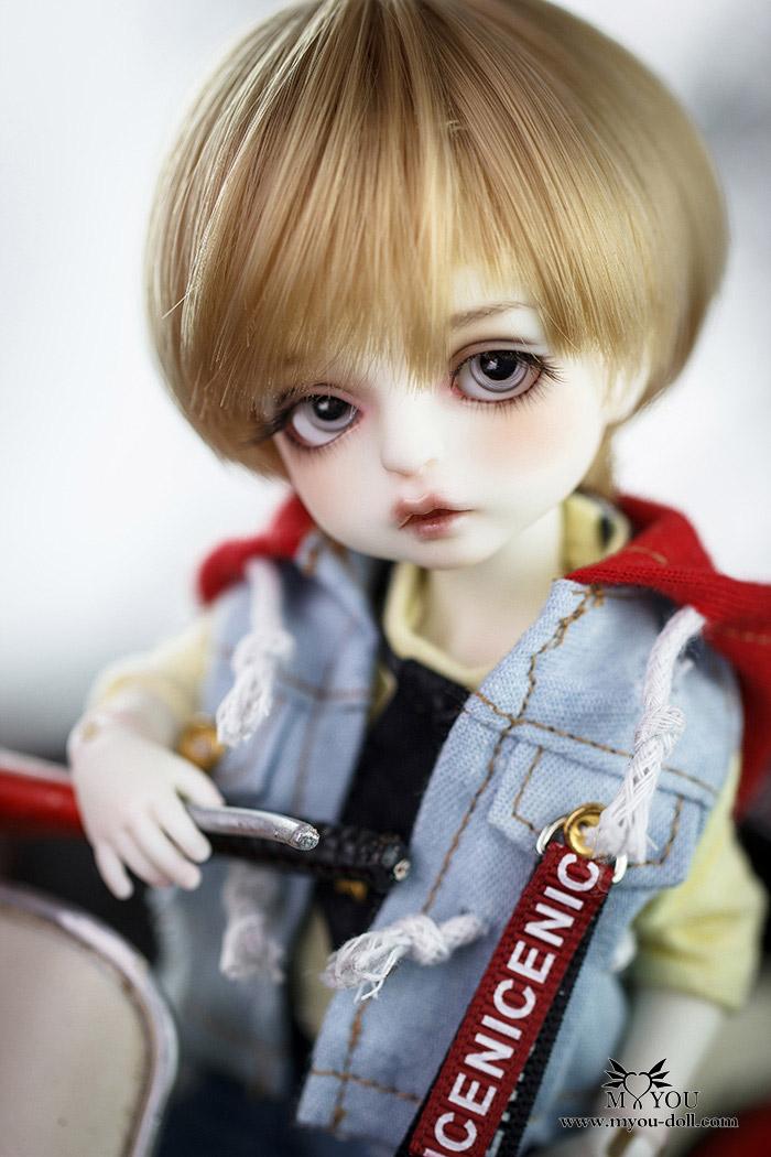 Taotao【MYOU DOLL】1/8 BJD Boy pre-order NOT IN STOCK